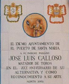 ... en que la Peña José Luis Galloso ...