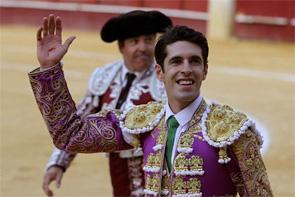 Talavante corta la única oreja de la tarde en Albacete