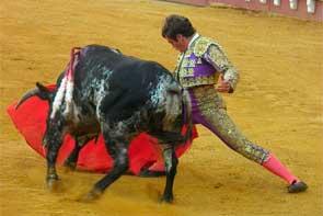 El gaditano Santiago Muñoz finalista del Bolsín de Segovia